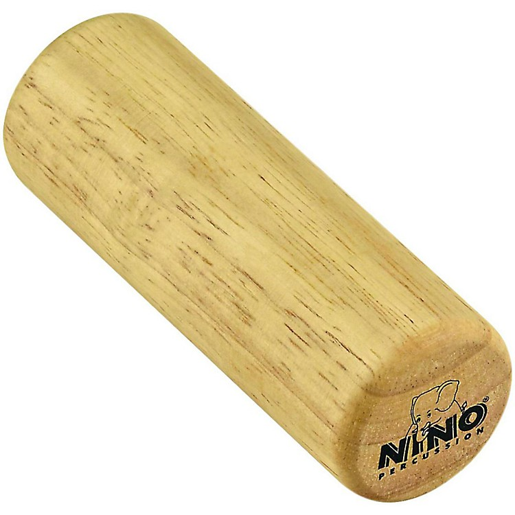 Nino Wood shaker Natural Large