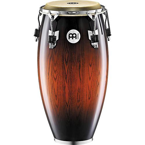 Meinl Woodcraft Quinto Conga Drum ANTIQUE MAHOGANY BURST 11 inch