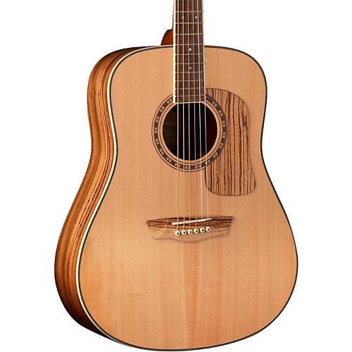 Washburn Woodcraft Series WCSD30S Dreadnought Acoustic Guitar-thumbnail