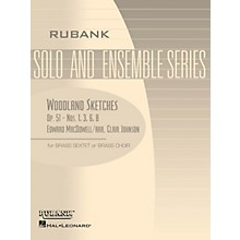 Rubank Publications Woodland Sketches, Op. 51 (Brass Sextet or Choir - Grade 2) Rubank Solo/Ensemble Sheet Series