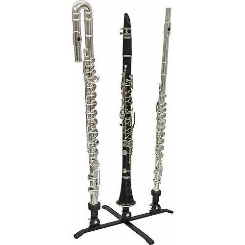 Performance Gear Woodwind Modular Instrument  Stand Double/Triple Base