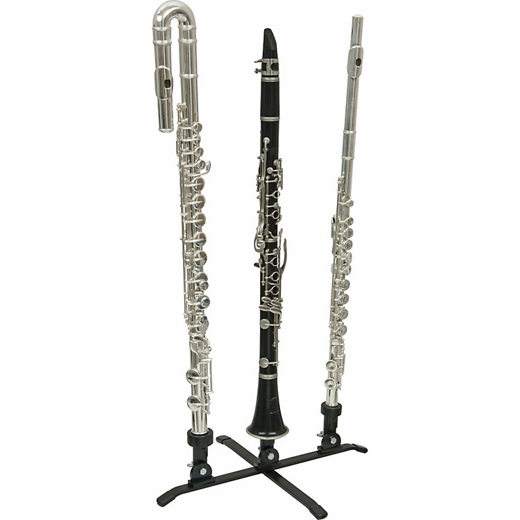 Performance Gear Woodwind Modular Instrument  Stand Bass Flute Peg