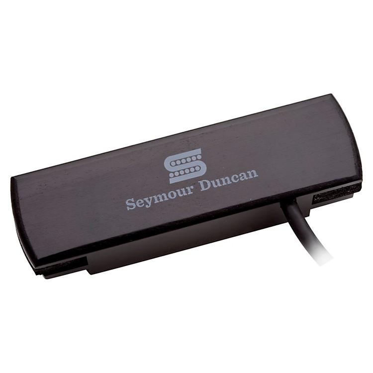 Seymour DuncanWoody HC Hum-Canceling Soundhole PickupBlack