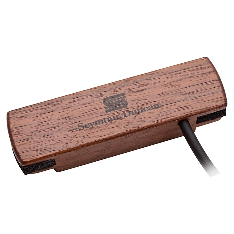 Seymour Duncan Woody HC Hum-Canceling Soundhole Pickup Walnut