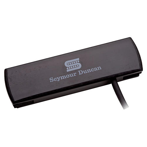 Seymour Duncan Woody SC Single-Coil Soundhole Pickup Black