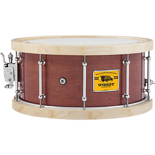 PDP by DW Woody Snare Drum-thumbnail