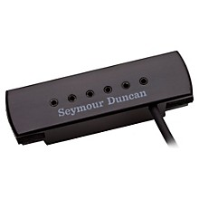 Seymour Duncan Woody XL Adjustable Pole Pieces Soundhole Pickup