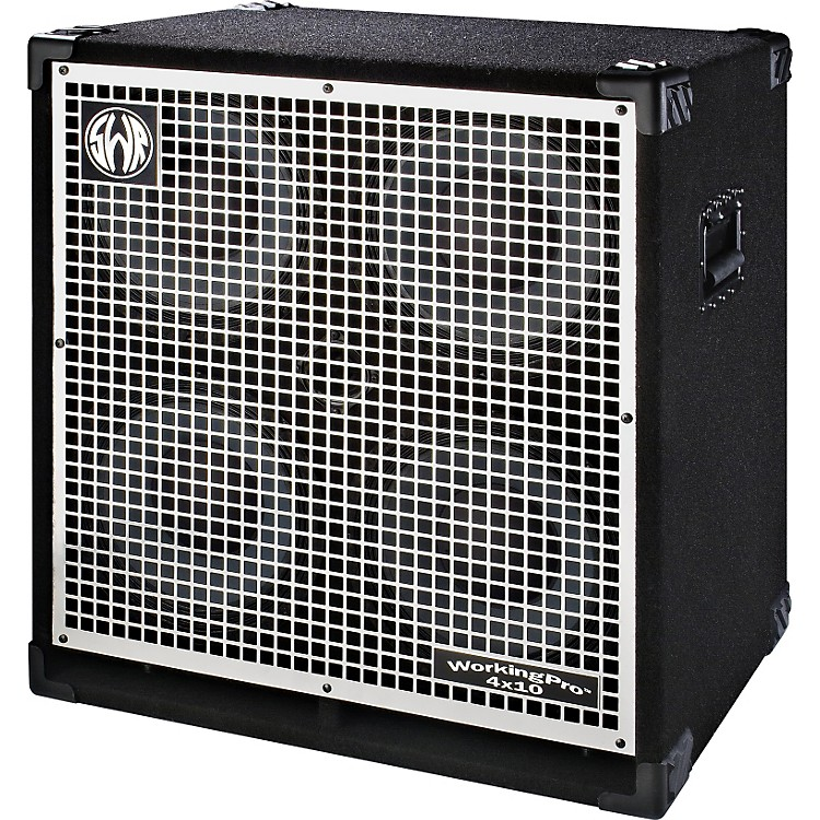 SWR WorkingPro 4x10 Bass Speaker Cabinet