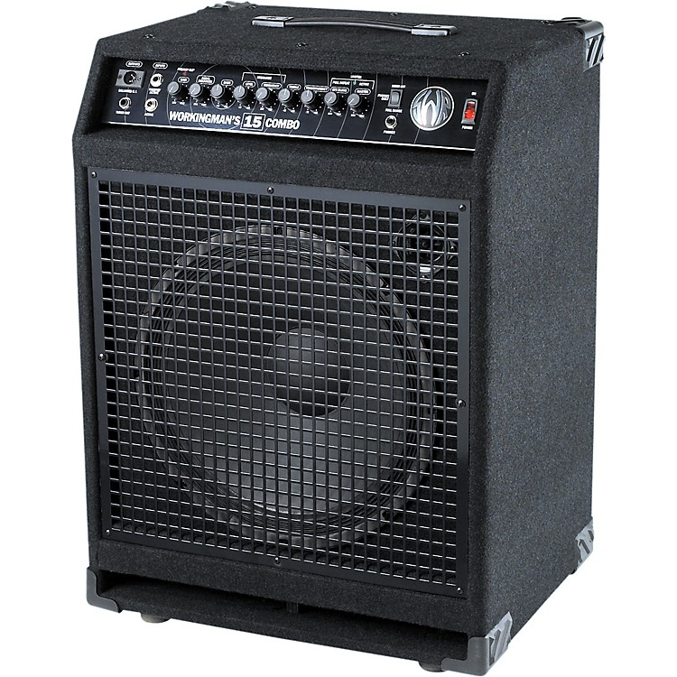 SWRWorkingman's 15 Bass Combo Amp