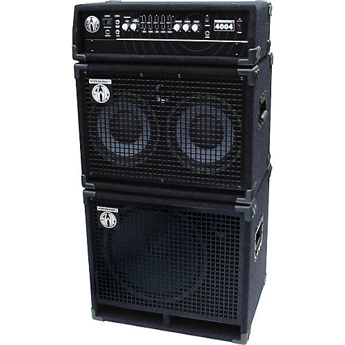 SWR Workingman's 2x10T Speaker Cabinet-thumbnail