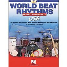 Hal Leonard World Beat Rhythms - U.S.A. (Book/CD)
