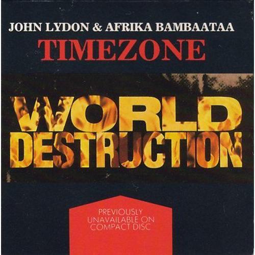 Alliance World Destruction