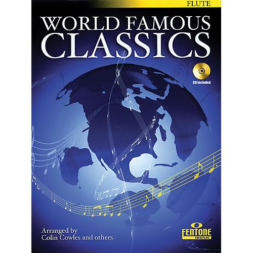 Fentone World Famous Classics (Piano Accompaniment (No CD)) Fentone Instrumental Books Series Softcover-thumbnail
