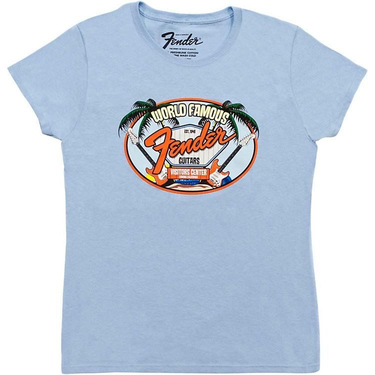 FenderWorld Famous Visitor's Center Ladie's T-Shirt