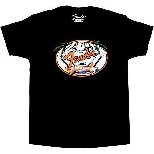 Fender World Famous Visitor's Center T-Shirt-thumbnail