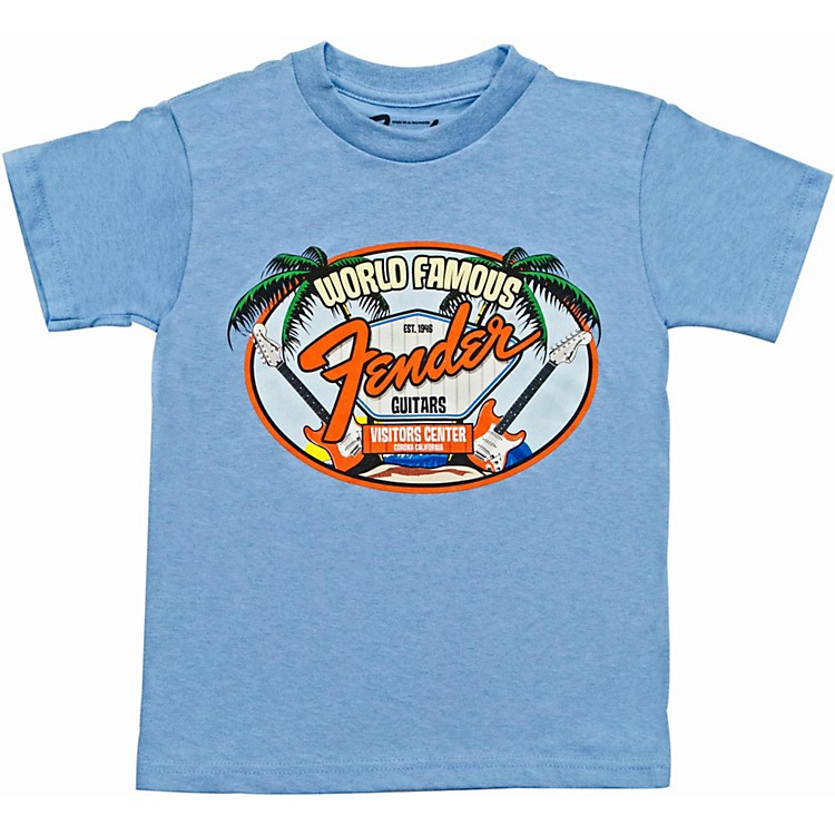 Fender World Famous Visitor's Center Youth T-Shirt