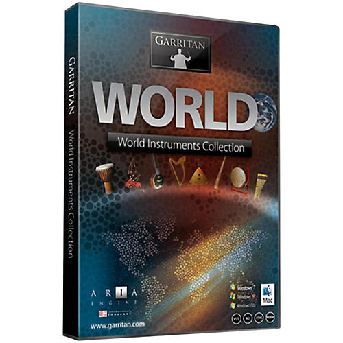Garritan World Instruments Software Download