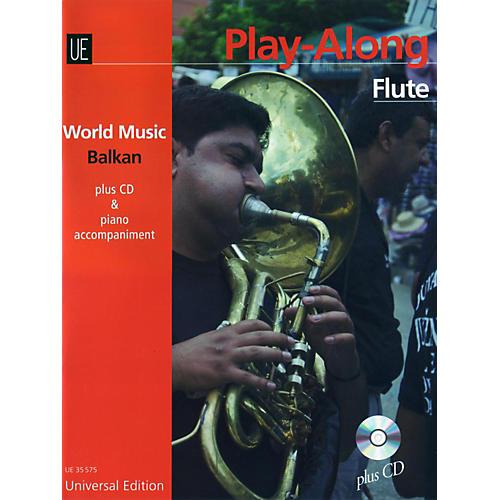 Carl Fischer World Music - Balkan Play Along Flute-thumbnail
