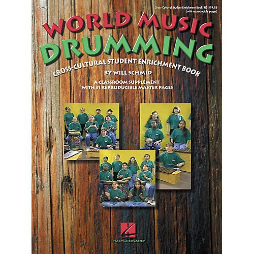 Hal Leonard World Music Drumming Enrichment Enrichment Book