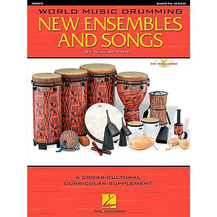 Hal LeonardWorld Music Drumming: New Ensembles and Songs