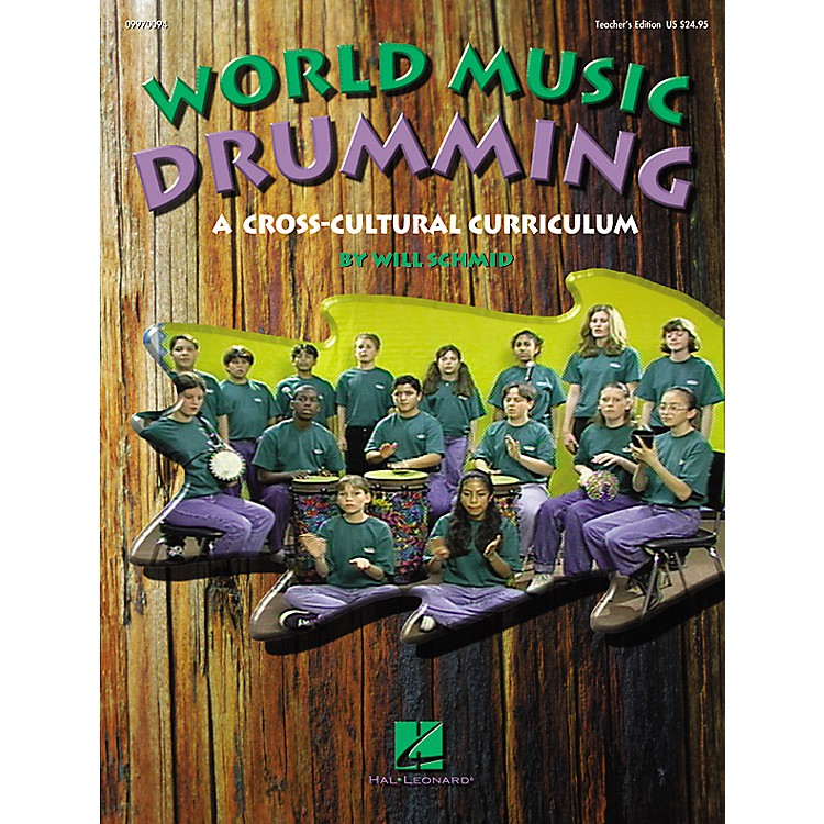 Hal Leonard World Music Drumming (Teacher Edition)