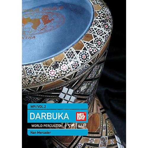 Mel Bay World Percussion DVD Volume 2 - Darbuka-thumbnail