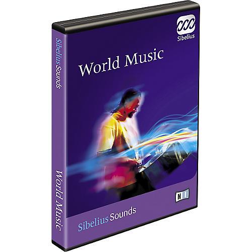 Sibelius World Sound Library for Sibelius 5