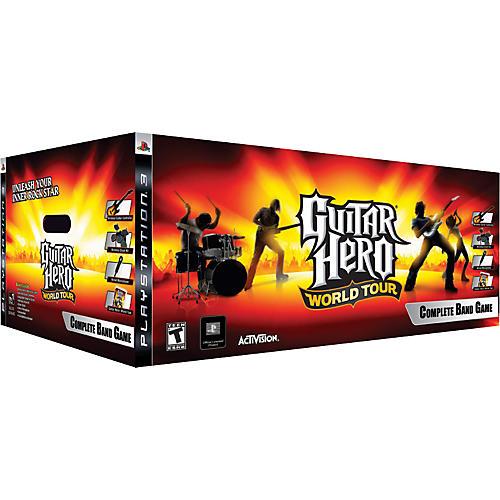 Guitar Hero World Tour Complete Band Game-thumbnail