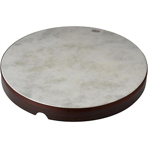 Remo World Wide Pretuned Hand Drum Walnut 2-1/2 x 22 in.