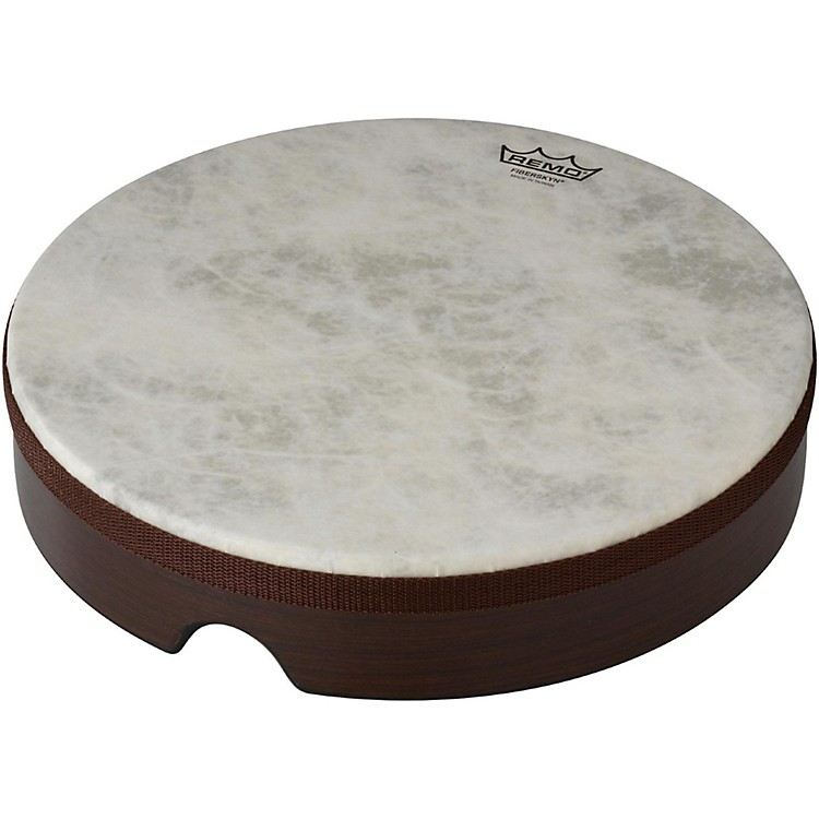 Remo World Wide Pretuned Hand Drum Walnut 2 1/2X12 Inches