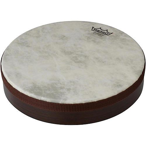 Remo World Wide Pretuned Hand Drum Walnut 2x10