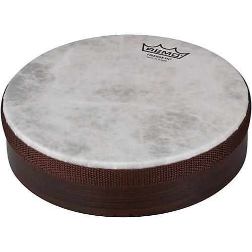 Remo World Wide Pretuned Hand Drum Walnut 8 in.