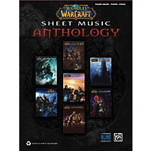 Alfred World of Warcraft Sheet Music Anthology