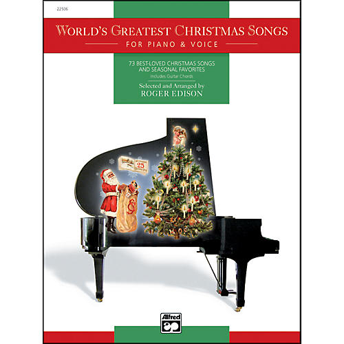 Alfred World's Greatest Christmas Songs