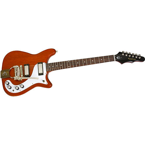 Epiphone Worn 1966 Wilshire with Tremotone Electric Guitar-thumbnail