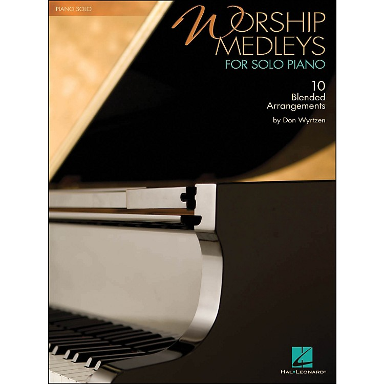 Integrity Music Worship Medleys for Solo Piano