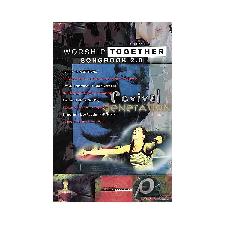Worship Together Worship Together 2.0 Songbook