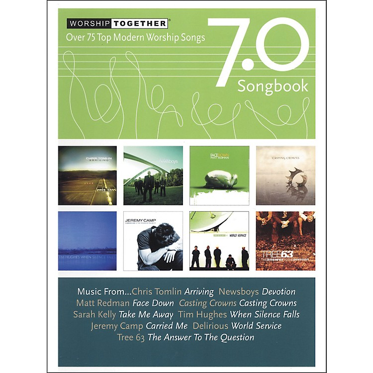 Hal Leonard Worship Together 7.0 Piano, Vocal, Guitar Songbook