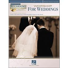 Hal Leonard Worship for Weddings - Wedding Essentials Series (Book/CD) arranged for piano, vocal, and guitar (P/V/G)