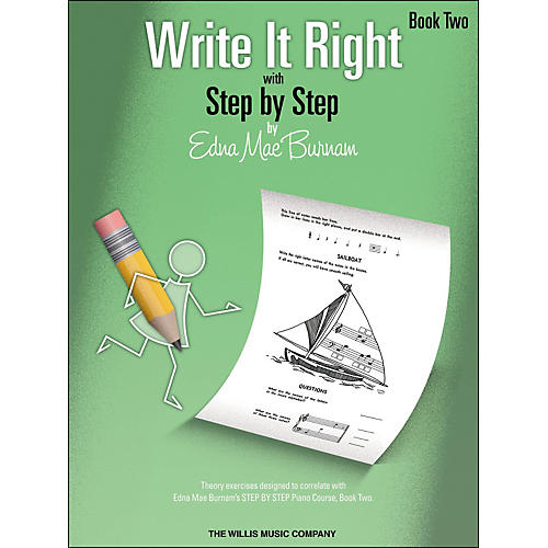 Willis Music Write It Right Book 2