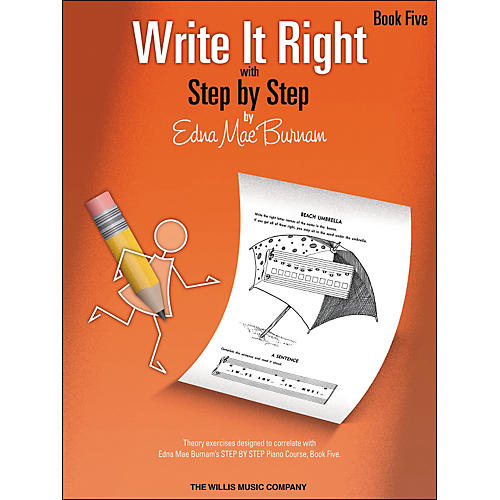 Willis Music Write It Right Book 5
