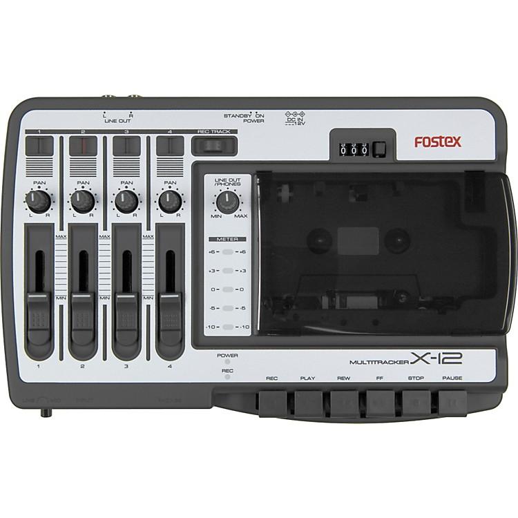 FostexX-12 4-Track Cassette Recorder