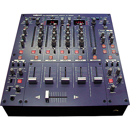 Tascam X-9 4 CH Professional Performance Mixer