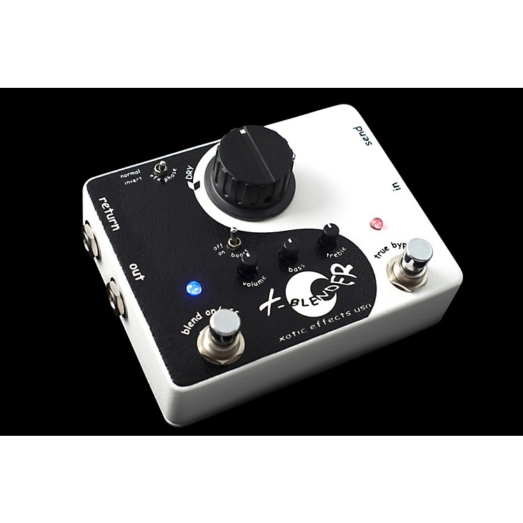 Xotic EffectsX-Blender Switchable Series/Parallel Loop Pedal