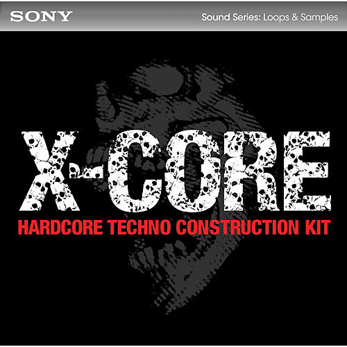 Sony X-Core: Hardcore Techno Construction Kit-thumbnail