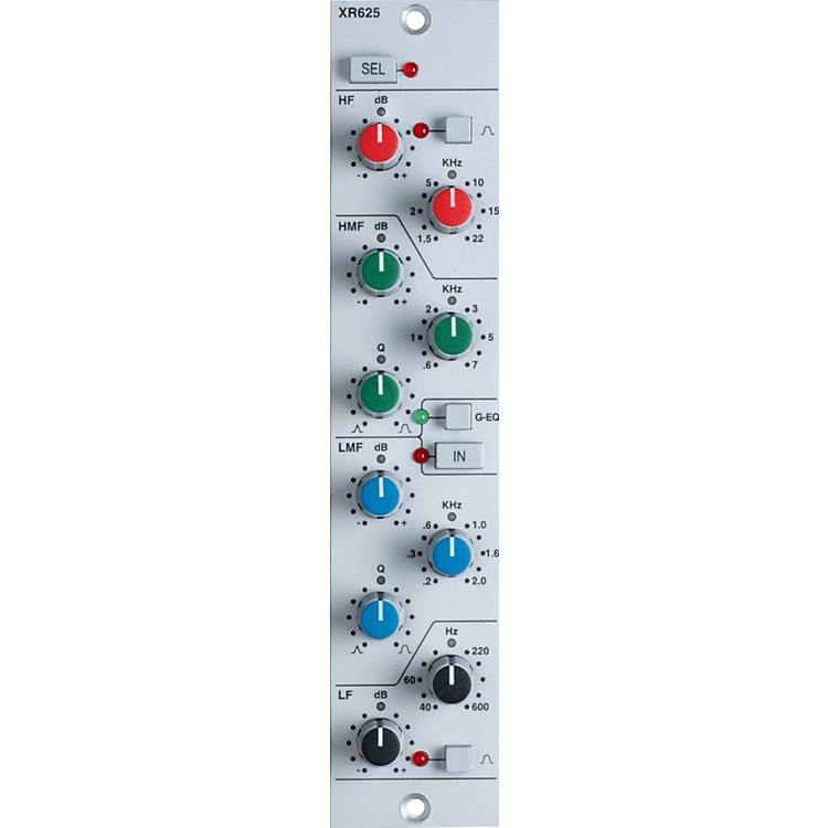 Solid State LogicX-Logic X-Rack Channel EQ Module
