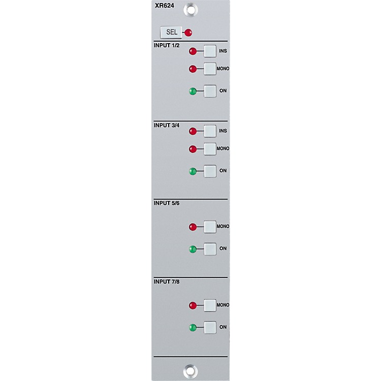 Solid State LogicX-Rack 8-Input Module