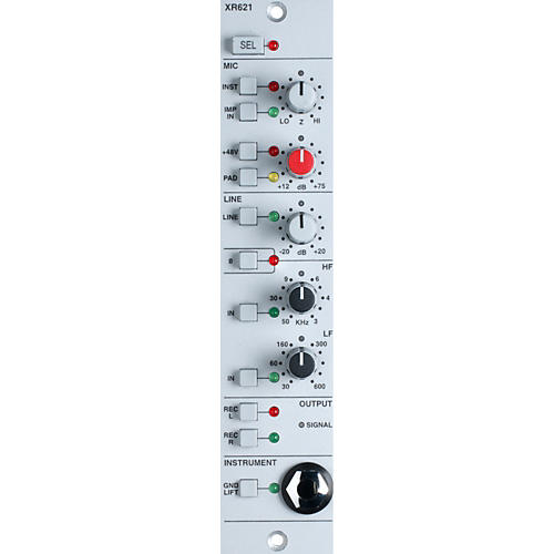 Solid State Logic X-Rack Microphone Amp Module