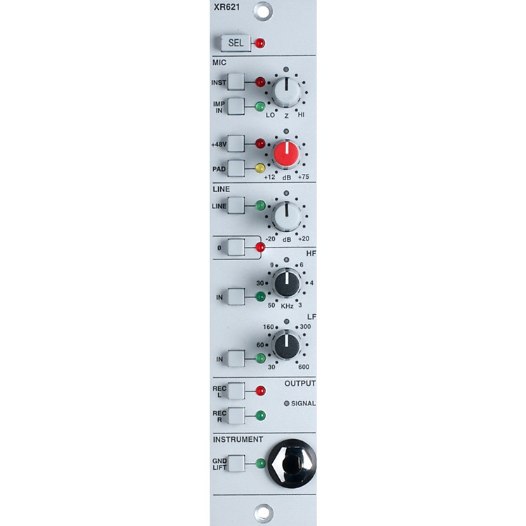 Solid State LogicX-Rack Microphone Amp Module