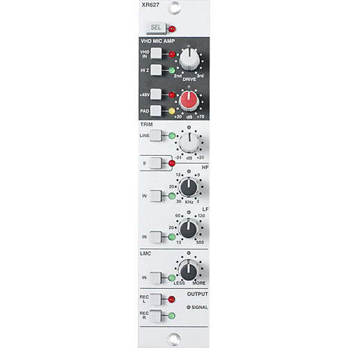 Solid State Logic X-Rack VHD Microphone Preamp-thumbnail